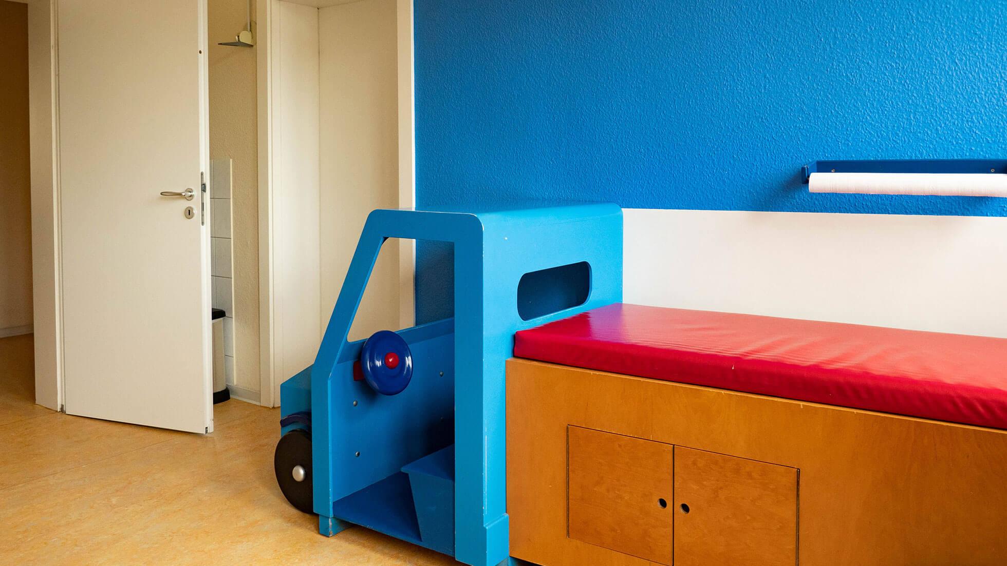 Kinderarztpraxis Schwerin Weststadt